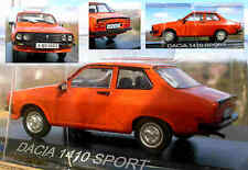 DACIA 1410 SPORT scale1/43  - still sealed- Renault 12 family
