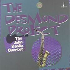 The Desmond Project by John Basile (CD, Apr-1997, Chesky)