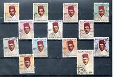 Marruecos monarquias valores del año 1968 (BN-206)