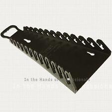"""ernst mfg 5116 BK """"GRIPPER"""" 12 REVERSE Wrench Organizer"""