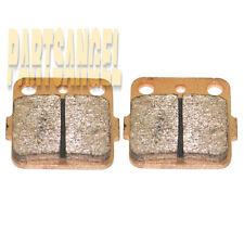 Rear Sintered brake pads 1987-2006 1988 1989 1990 1991 Ymaha YFZ 350 Banshee