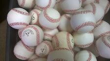 5 DOZEN NEW LEATHER BASEBALLS slight cosmetic blem GAME OR PRACTICE BUY NOW!