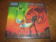 "IRON ANGEL ""Hellish Crossfire"" LP sodom living death"