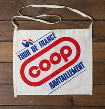 COOP MERCIER TOUR DE FRANCE NOS ORIGINAL MUSETTE CYCLING CYCLISTE CYCLISME BAG