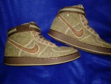Nike vandal mid  Harris Tweed  WOMEN'S size 9 Mens size 7