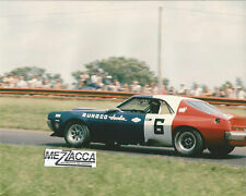 MARK DONOHUE SUNOCO JAVELIN AMX STARTED POLE FIN 3RD 1970 SCCA MID OHIO TRANS AM