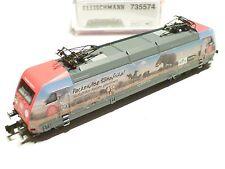 Fleischmann DB AG 101 087-5 Afrika bunt 735574 NEU OVP Sound