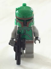 *BRAND NEW* Lego Minifig Star Wars BOBA FETT with WEAPON