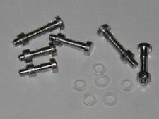 Headshell fitting kit 10,12,15 mm Aluminium / Unbranded/Generic,Universal