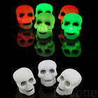 LED Skeleton Party Decoration Prop Bedside Table Light Halloween Lamp New
