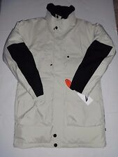 NEW MEN'S NAUTICA COASTAL ISLES SILVER BIRCH LONG PARKA JACKET COAT XXL