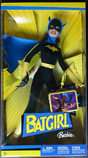 Barbie BATGIRL 11 inch Doll DC 2004 MIP  VERY HTF