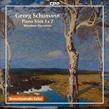 Schumann: Piano Trios 1 & 2, New Music