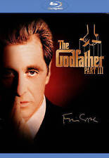 The Godfather Part III [Blu-ray], Acceptable Disc, ,