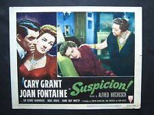 SUSPICION '41 JOAN FONTAINE IS COMFORTED BY DAME MAE WHITTY ALFRED HITCHCOCK LC
