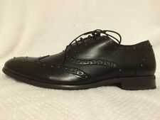 Mens Call It Spring By Aldo Wing Tip Dress Shoes Black Size 9.5