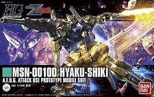 Bandai HGUC Zeta Gundam Hyaku Shiki MSN-00100 Mobile Suit 1/144 #200 Model Kit