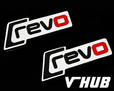 REVO METAL WING BADGES - SUPPLIED FROM UK REVO DEALER