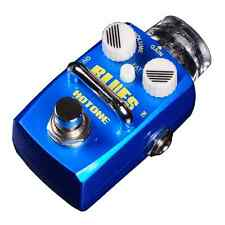 Hotone BLUES Mini Overdrive Guitar Effect Pedal