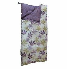 4 Season Sleeping Bag Double (2xSingle) 60oz Super King Size Floral Design Royal