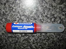 SUZUKI MOTORCYCLE MOTORBIKE / CAR - ROUGE RED Z2F PAINT TOUCH UP BRUSH PENCIL