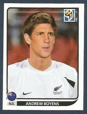 PANINI-SOUTH AFRICA 2010 WORLD CUP- #456-NEW ZEALAND-ANDREW BOYENS