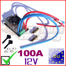 100A 12V PWM PULSE WIDTH MODULATOR w/ AUTO-PROTECTION ADJUSTABLE FREQUENCY VOLT