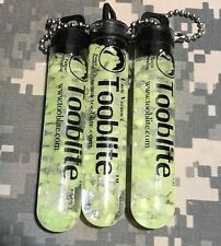 """3 Pack UV Paqlite 3"""" Tooblite New Made In USA Survival Signal EDC Tool"""