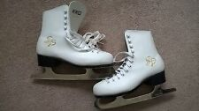 CCM-Jamie-Sale-And-David-Pelletier-Ice-skates-size-5-USA