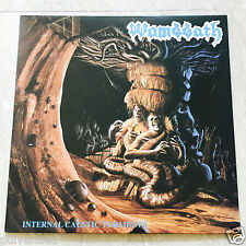 WOMBBATH Internal Caustic Torments LP BLACK VINYL
