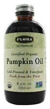 Flora - Pumpkin Oil Certified Organic - 8.5 oz.