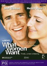 What Women Want [ DVD ], Region 4, Like New, FREE Next Day Post...7407