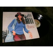 CARLY SIMON no secrets COUNTRY FOLK ROCK - ELEKTRA US Lp 1972