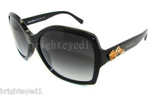 Authentic DOLCE & GABBANA Baroque Black Sunglasses DG 4168 - 501/8G  *NEW*