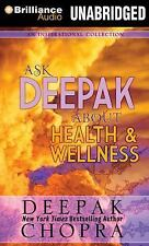 Ask Deepak: Ask Deepak about Health and Wellness by Deepak Chopra (2015, CD,...