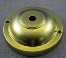 Brass ceiling plate 90mm