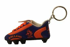 HOLLAND BLUE ORANGE KNVB LOGO FIFA WORLD CUP SOCCER SHOE CLEAT KEYCHAIN ..