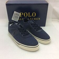Mens Polo Ralph Lauren Hanford Fashion Sneakers, Navy, Sz 9.5 D