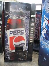 Soda Pop Drink Machine DN 368 cans