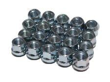 """Lug Nuts Bulge Acorn Open End Nut 9/16""""  Dodge Ford 24"""