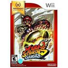 Mario Strikers Charged N. SELECTS NINTENDO Wii / Wii U NEW IN STOCK - NTSC ONLY