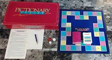 Pictionary Junior Quick Draw Drawing Game 1993