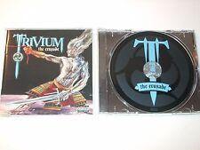 Trivium - Crusade (Parental Advisory)(CD) 13 Tracks - Nr Mint - Fast Postage