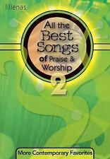 All the Best Songs of Praise and Worship 2 Book by , Good Book