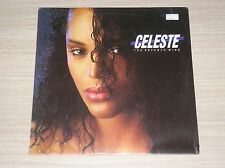 CELESTE JOHNSON - THE SEVENTH WIND - LP 33 GIRI ITALY SIGILLATO (SEALED)