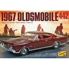 Lindberg 1/25 1967 Oldsmobile 442 Plastic Model Kit HL127 LND127