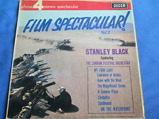 Stanley Black London Festival Orchestra Film Spectacular! Vol. 2 Vinyl LP Album