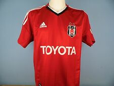 Authentic Besiktas 2012-2013 3rd Third Shirt UK Medium Toyota Turkey Süper Lig