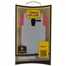 OtterBox Commuter Series Case for Motorola Moto X - Gray/Pink