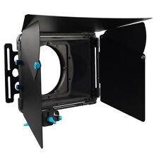 FOTGA Camera M1 Sunshade Matte Box for 15mm Rod DSLR Rig 5D II III 7D D90 D800